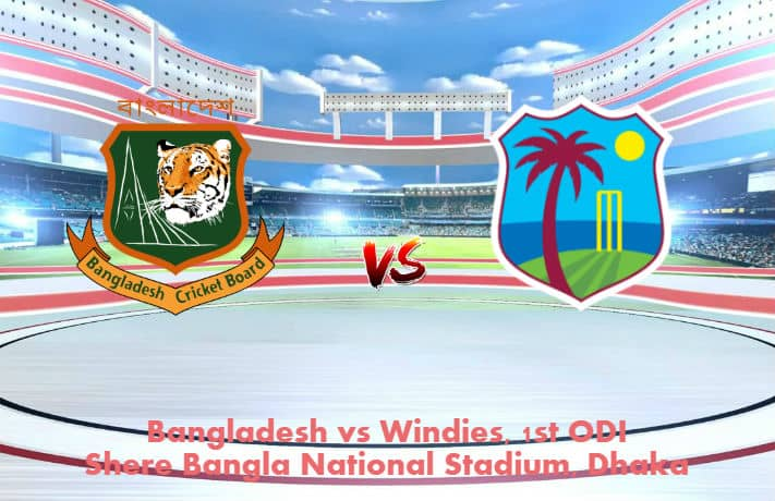 Bangladesh vs Windies
