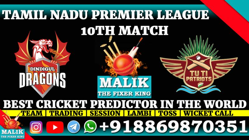 10th & 11th Match DD VS TP & LKK VS RTW